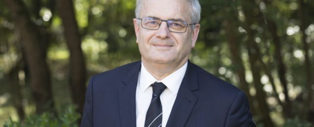Dominique Vermersch, recteur de l'Université catholique de l'Ouest